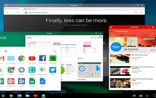 Getting Started with Custom Android Remix OS on PC