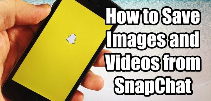 Best Methods to Save or Recover Snapchat Videos and Photos 1