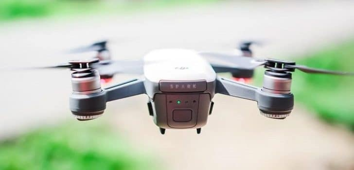 Quadcopter with Camera and GPS