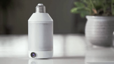 LightCam – A Smart Light with Security Camera 1