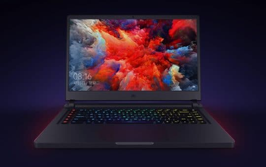 Xiaomi's 2018 New Gaming Laptop Revealed! (An Outlook on the Specs)