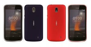 Nokia 1: An Affordable Smartphone with a Potential Android Go