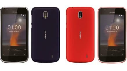 Nokia 1: An Affordable Smartphone with a Potential Android Go 4
