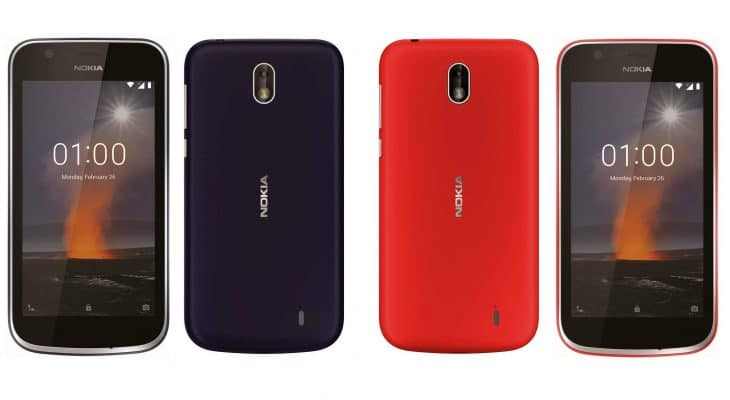 Nokia 1: An Affordable Smartphone with a Potential Android Go 1