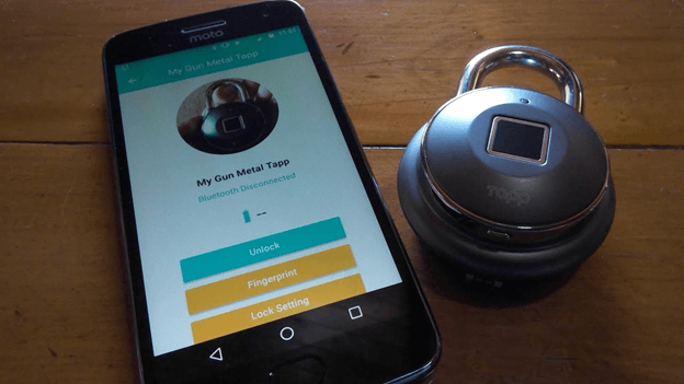 Tapplock One: A Padlock with Utmost Convenience (Important Features) 9
