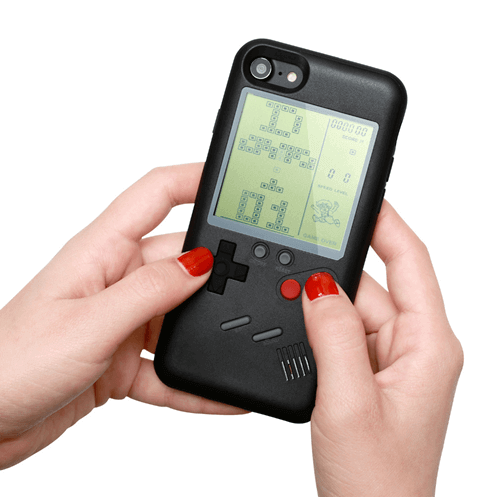 Wanle Gamers Console: A Gameboy at The Back of Your iPhone 3