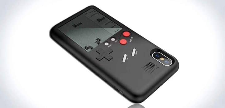 Wanle Gamers Console: A Gameboy at The Back of Your iPhone 10