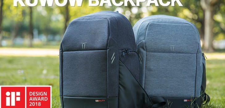 KUWOW: A Durable Backpack for Daily Use 2