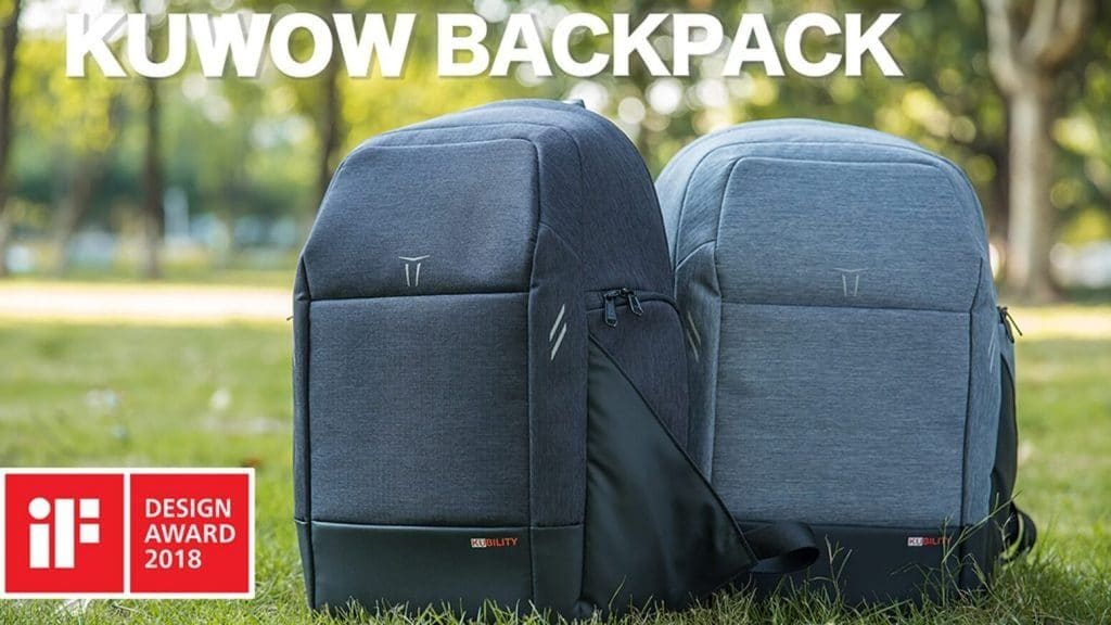 KUWOW: A Durable Backpack for Daily Use