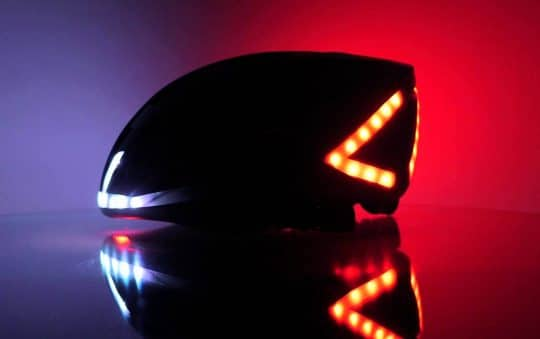 IOS Gets Control over the Lumous Bicycle Helmet