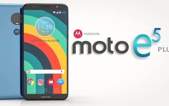 The New Moto E Play In The Market
