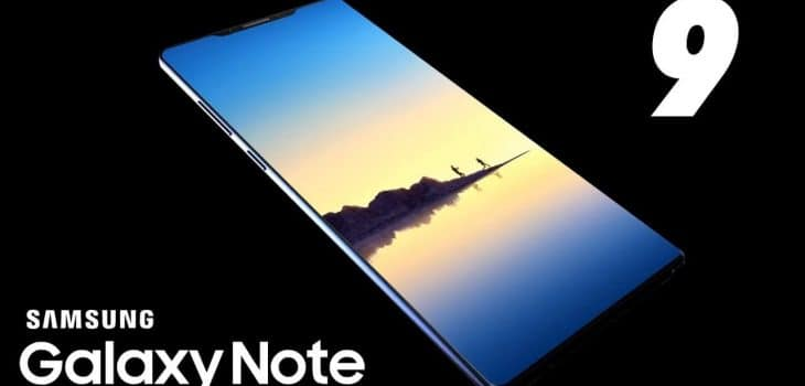 Leaked video shows the Galaxy Note9 from every angle, reveals 512GB version 1
