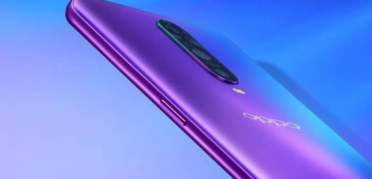 Oppo R17 Pro Smartphone Gets Official 9