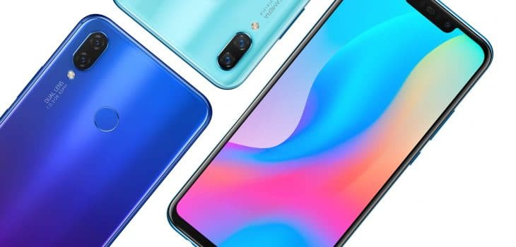 Nova 3 Launched from Huawei 13