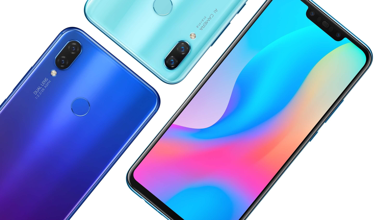 Nova 3 Launched from Huawei - GadgetMeetsGuy