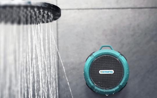 VicTsing Wireless Shower Speaker Perfect Gift
