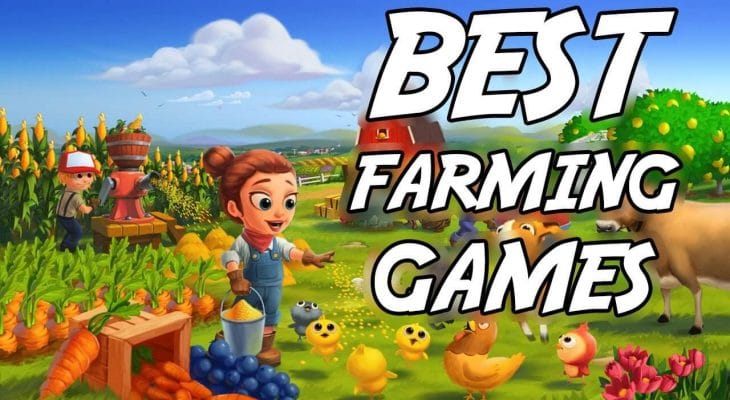 Best Farming Games Like Harvest Moon 1