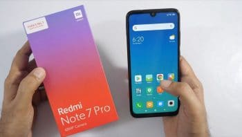 New Smartphone Launch - Redmi Note 7 Pro 5