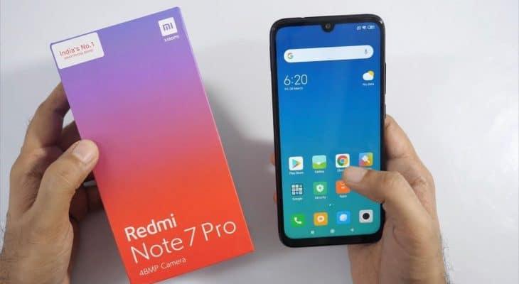 New Smartphone Launch - Redmi Note 7 Pro 1