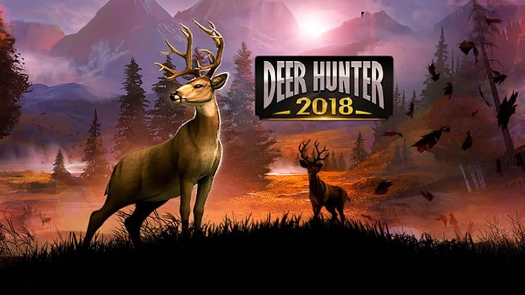 best deer hunting game for android