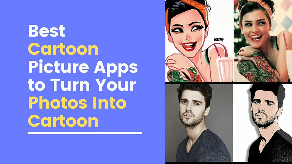 How To Make Cartoon Pictures Out Of Any Photos Using An App Gadgetmeetsguy